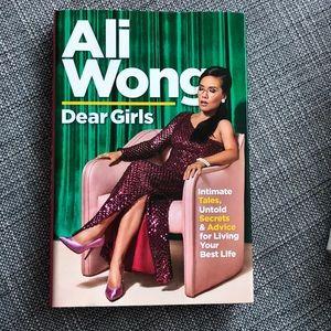 Dear Girls Book